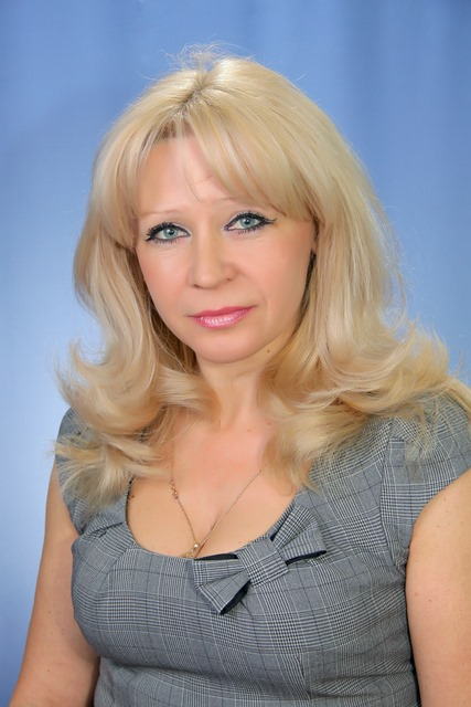 Волосенко Ирина Петровна