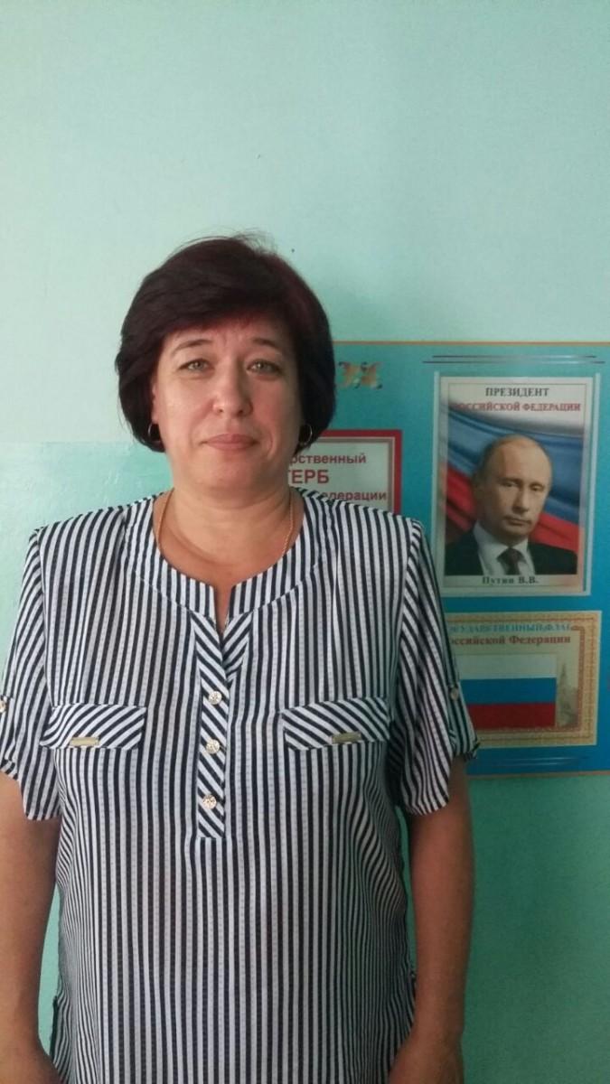 Верушкина Ольга Федоровна